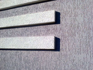 Штукатурка короед на внутренних стенах