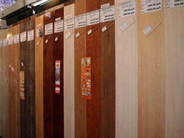 Виды МДФ панелей по цвету