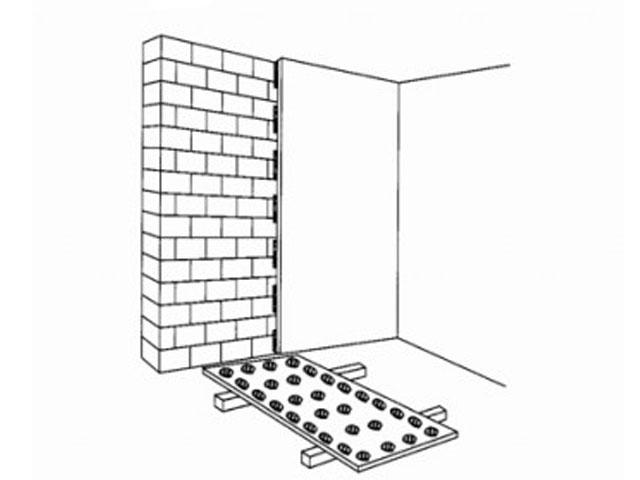 Если перепад на стене более 4 мм