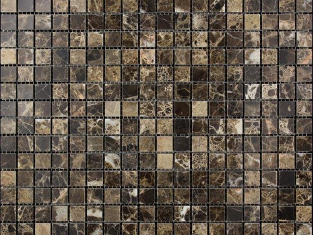 Мозаичная плитка из камня