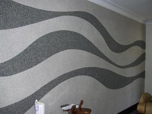 Декоративная штукатурка  для дизайна стен