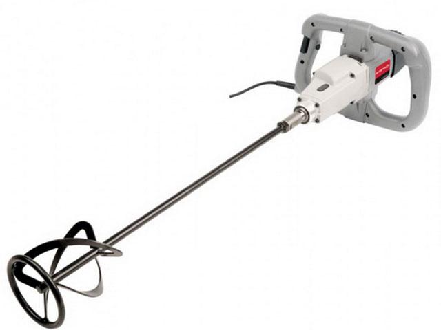 Электрический миксер для приготовления штукатурки