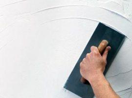 Этапы работ по шпаклеванию стен для поклейки обоев