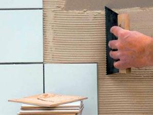 Полимерный клей для плитки